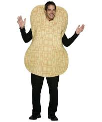 peanut costume men halloween costumes