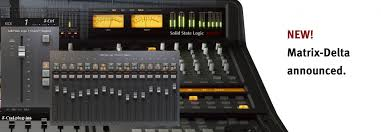 Home Studio Mixing Desk by Ssl Studio Home Solid State Logic