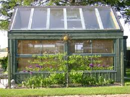 How To Make A Small Outdoor Shed by Greenhouses From Old Windows And Doors U2022 Nifty Homestead