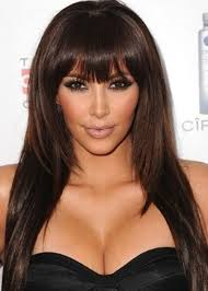 hairstyles for straight across bangs 20 best fabulous fringes images on pinterest classy hairstyles