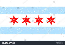 Chicaho Flag Royalty Free Chicago Flag 293807825 Stock Photo Avopix Com