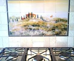 backsplash medallions kitchen tile medallions for backsplash side view of grape kitchen tile