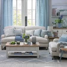 coastal livingroom amazing coastal living room ideas with gray sofa with cushions