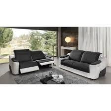 canape 3 place canapé 3 places canapé 2 places cuir microfibre meubles ruhland