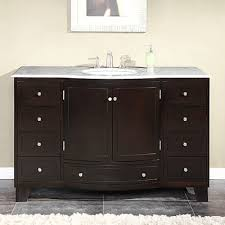 Bath Vanities Chicago Silkroad Exclusive Naomi 55