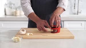 sur la table cutting board sur la table garlic press and slice xl youtube
