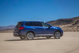 black nissan pathfinder 2016 2017 nissan pathfinder seven things to know automobile magazine
