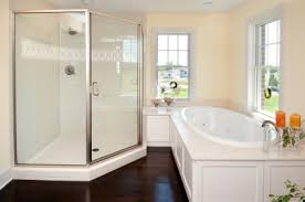 Replacing A Bathtub With A Shower Cost To Install Shower Estimates And Prices At Fixr