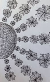 38 best zentangle people images on pinterest zentangles