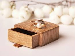 wood box for engagement rings waka huia pinterest wood boxes