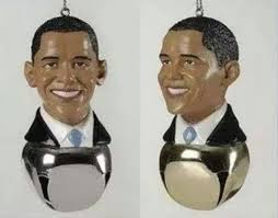 oh look obama ornaments suddenly it s to hang a black