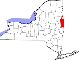 Washington New York Map by National Register Of Historic Places Listings In Washington County