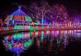 broken arrow christmas lights rhema christmas light display is a must see holiday event in broken