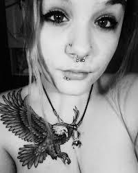 tattoo eagle girl 100 incredible eagle tattoo design ideas