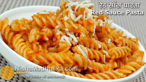 Pasta Recipes Red Sauce Pasta Recipe Easy And Quick Pasta In Red Sauce Youtube