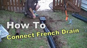 backyard drainage cost home outdoor decoration