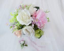 Shabby Chic Wedding Bouquets by Shabby Chic Bride Etsy