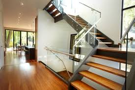 U Stairs Design Wonderful L Shaped Stairs Design Shaped Staircase Design Ebizby