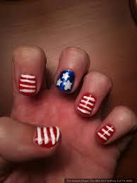 patriotic nail art u2013 labor day the varnish clique