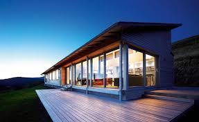 contemporary hillside home homebuilding u0026 renovating