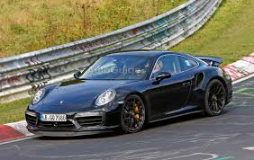 porsche 911 turbo s interior 2017 porsche 911 turbo s facelift revealed autoguide com news