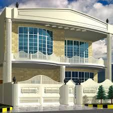 home design exterior elevation decorations beautiful front designs of homes kanal corner plot