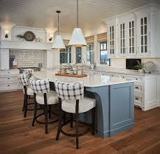 painted kitchen islands blue painted kitchen island spurinteractive