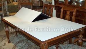 Beautiful Dining Room Table Pad Covers Tables With Decorating Ideas - Dining room table protective pads