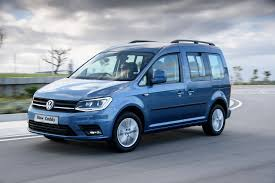 review 2016 volkswagen caddy