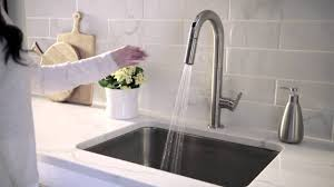 american standard kitchen sink faucets beale kitchen faucet by american standard youtube