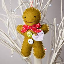 personalised christmas decorations for babies u2013 decoration image idea