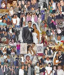 photo gift idea for parents anniversary picture collage anniversaries