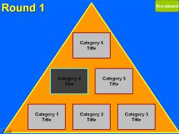 pyramid game powerpoint template powerpoint micki reboc info