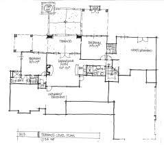 hillside floor plans bedroom house plans and best on pinterest arafen