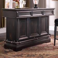 Home Decor Stores In St Louis Mo Pulaski Furniture Accents Home Bar With Wine Rack And Three