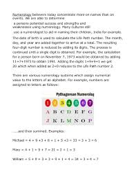 numerology ebook 3