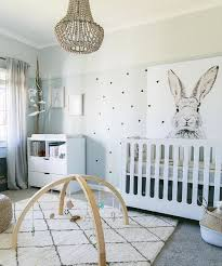 Bunny Nursery Decor Baby Nursery Room Palmyralibrary Org