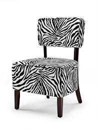 Zebra Accent Chair Parson Chairs Zebra Print Accent Dawndalto Home Decor 10