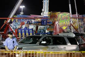 Ohio State Fair Map by Video 1 Dead 7 Hurt In Ohio State Fair Ride Accident Where
