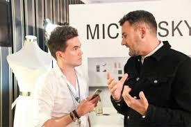 michalsky designer michael michalsky im zur berlin fashion week juni 2016
