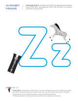 letter z worksheets sparks