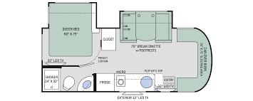 floor plans citation sprinter 24ss