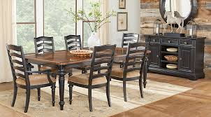 Colored Dining Room Tables by Affordable Rectangle Dining Room Sets Rooms To Go Furniture