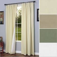 Thermal Pinch Pleat Drapes 11 Best Curtains Images On Pinterest Curtain Panels Grommet