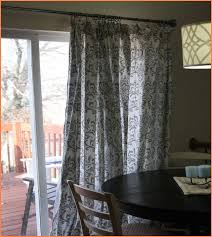 Pinch Pleat Patio Door Panel Patio Door Curtains Pinch Pleat Home Design Ideas