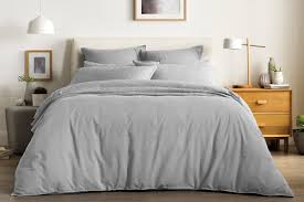 Bed Covers Set Reilly Soft Cotton Chambray Bed Covers And Sheets