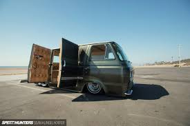 Vintage Ford Econoline Truck For Sale - van go when art collides with utility speedhunters