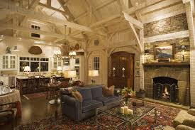 timber frame home interiors hearthstone log and timber frame homes