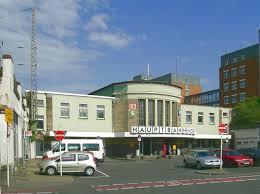 Mülheim (Ruhr) Hauptbahnhof