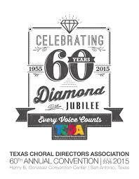 2015 tcda convention program vol 32 no 2 by texas choral directors